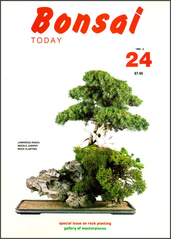 Bonsai Today 24 - Rare Out of Print