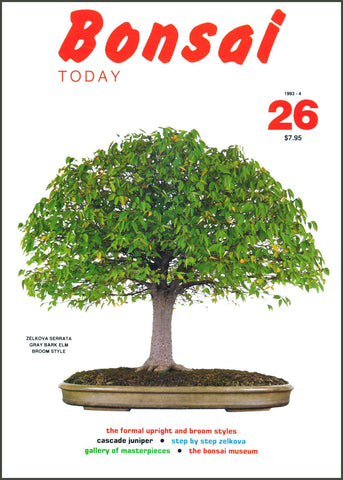 Bonsai Today 26 - Rare Out of Print