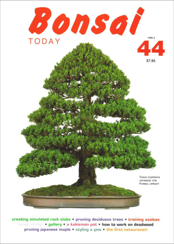 Bonsai Today 44 - Rare Out of Print