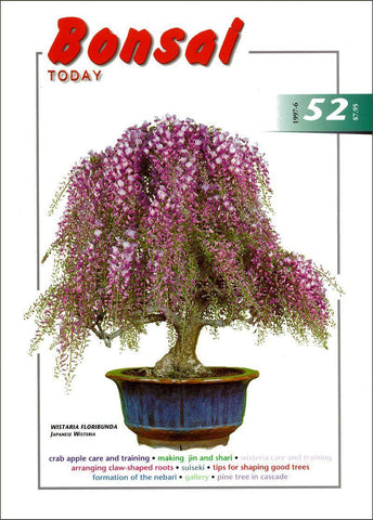 Bonsai Today 52 - Rare Out of Print