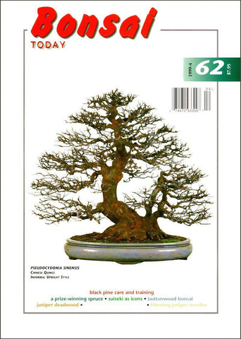 Bonsai Today 62 - Rare Out of Print