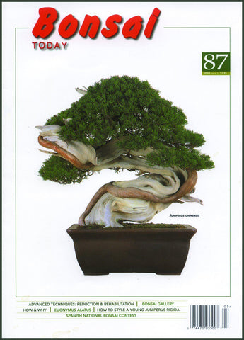 Bonsai Today 87 - Rare Out of Print