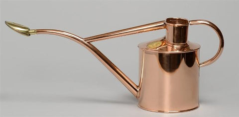 Copper Bonsai Watering Can by Haws - 2 Pints