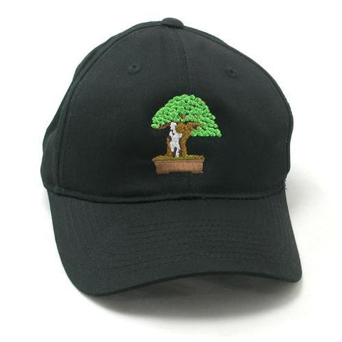 MARKED DOWN 40% - Bonsai Embroidered Baseball Cap