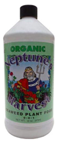 Organic Seaweed Fertilizer for Essential Minerals 16oz