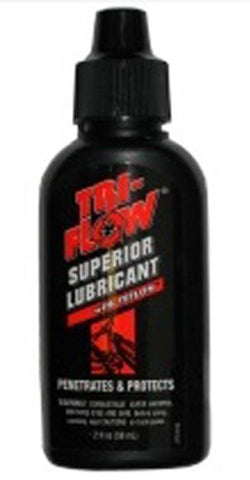Tri-Flow Lubricant for Tool Care
