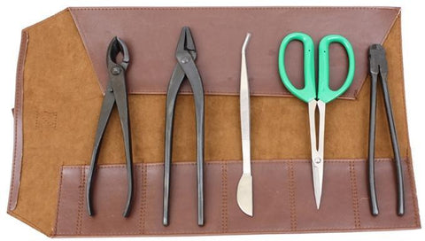 Beginners 5 piece Bonsai Aesthetics Tool Set