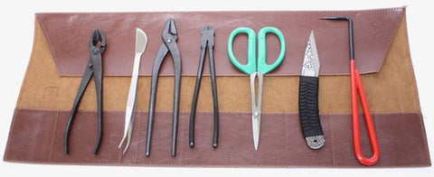 Beginners 7 piece Bonsai Aesthetics Tool Set