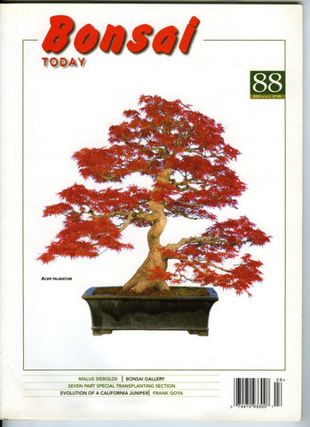 Bonsai Today 88 - Rare Out of Print
