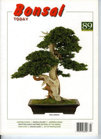 Bonsai Today 89 - Rare Out of Print