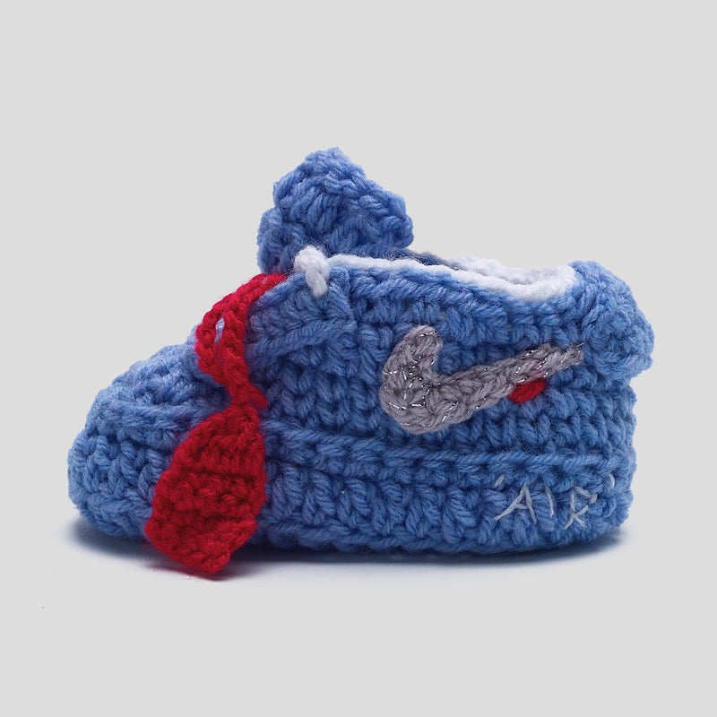 Crochet Baby Air Force 1 Low Off-White MCA