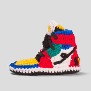 Crochet IB-1 Circus High SLIPPERS TODDLER & KIDS