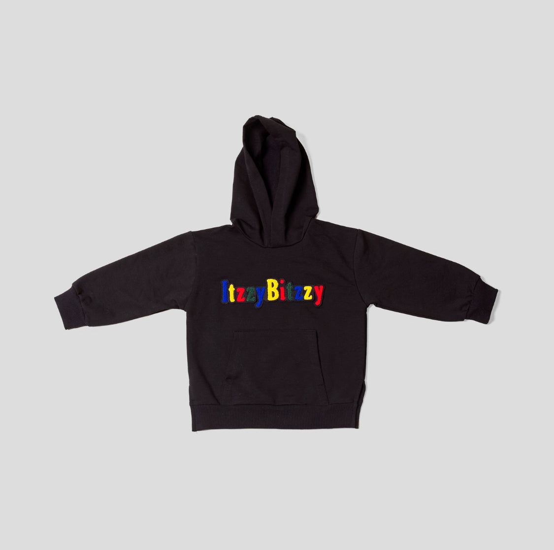 ITZZY BITZZY Patch Hoodie