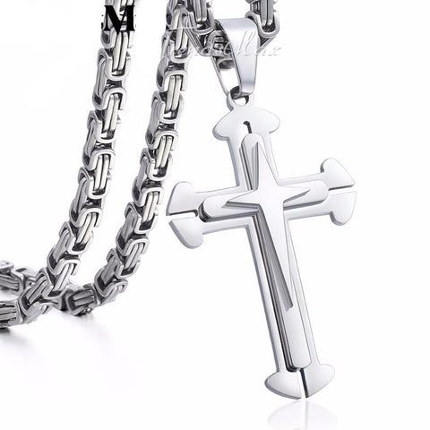 ireland collections duleek crosses large showcase silver s necklaces high ogham cross celtic