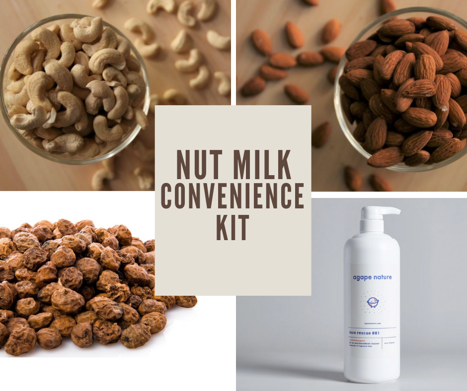 Nut Milk Convenience Kit