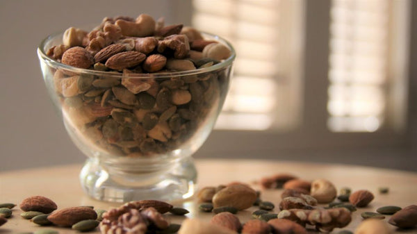 Baked Mixed Nuts (500g)