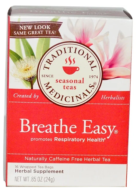 Organic Breathe Easy Tea