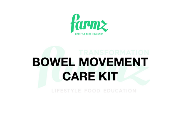 Bowel Movement Care Kit