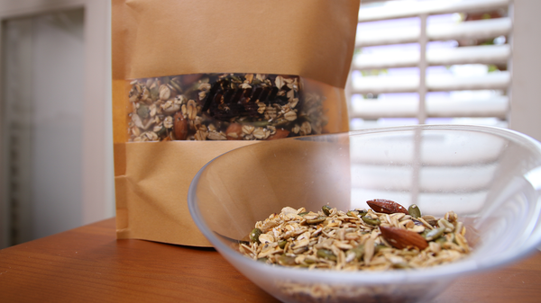 Farmz Orange Granola (Dairy Free, Vegan)