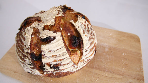 Longan Gojiberry Sourdough