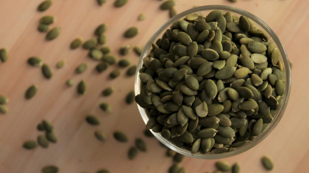 Raw Pumpkin Seeds (1kg)