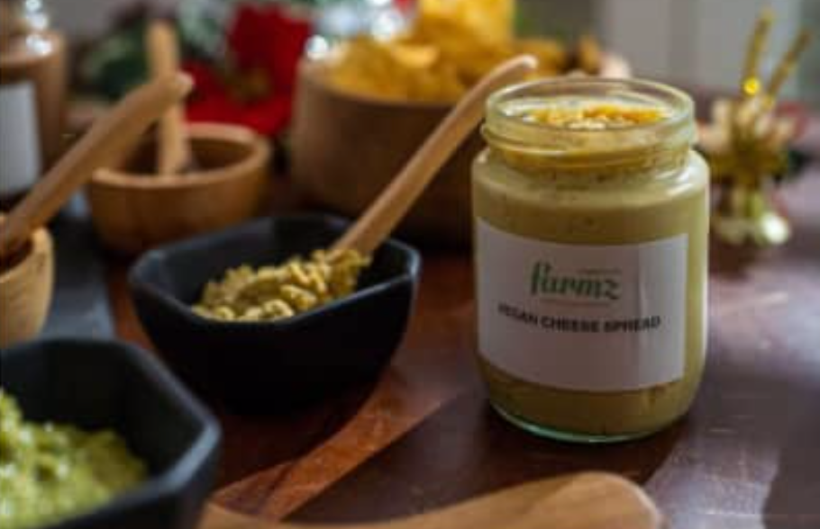 Farmz Vegan Cashew Cheese Spread