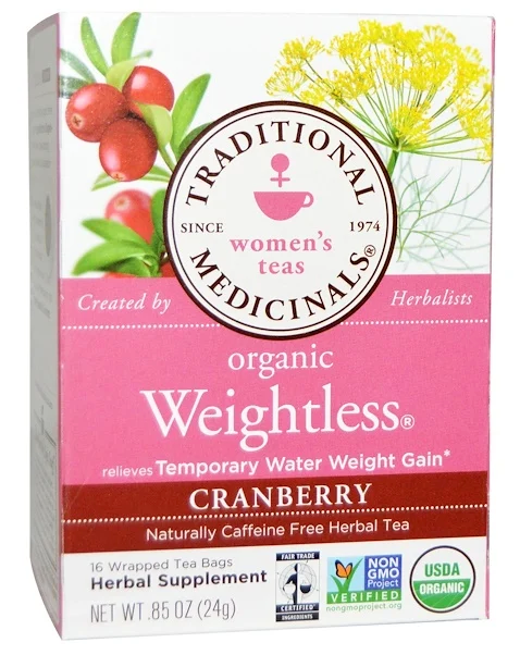 Organic Weightless Tea