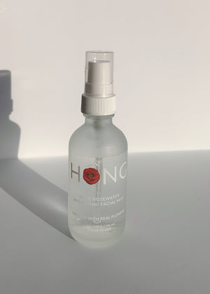 100% Pure Rose Water - Hong Beauty Products