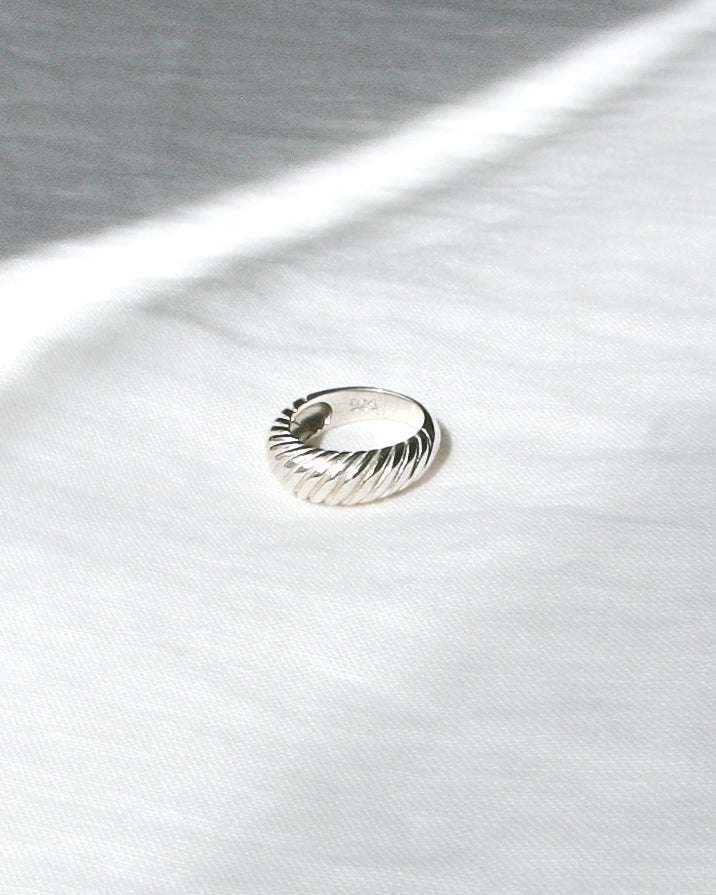 Orka Ring / Silver