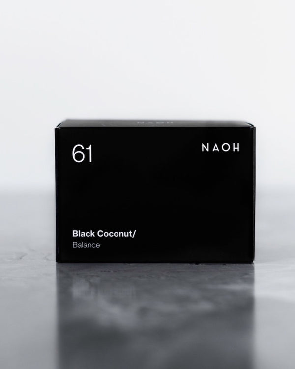 Black Coconut Body Bar
