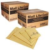 Bubble Lined Bags - Mail-Lite Gold
