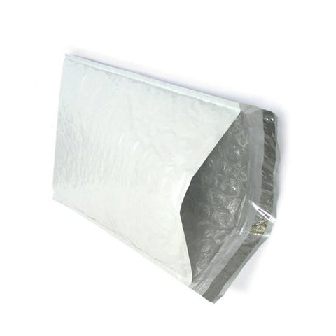 Bubble Lined Envelopes - Value Range - White