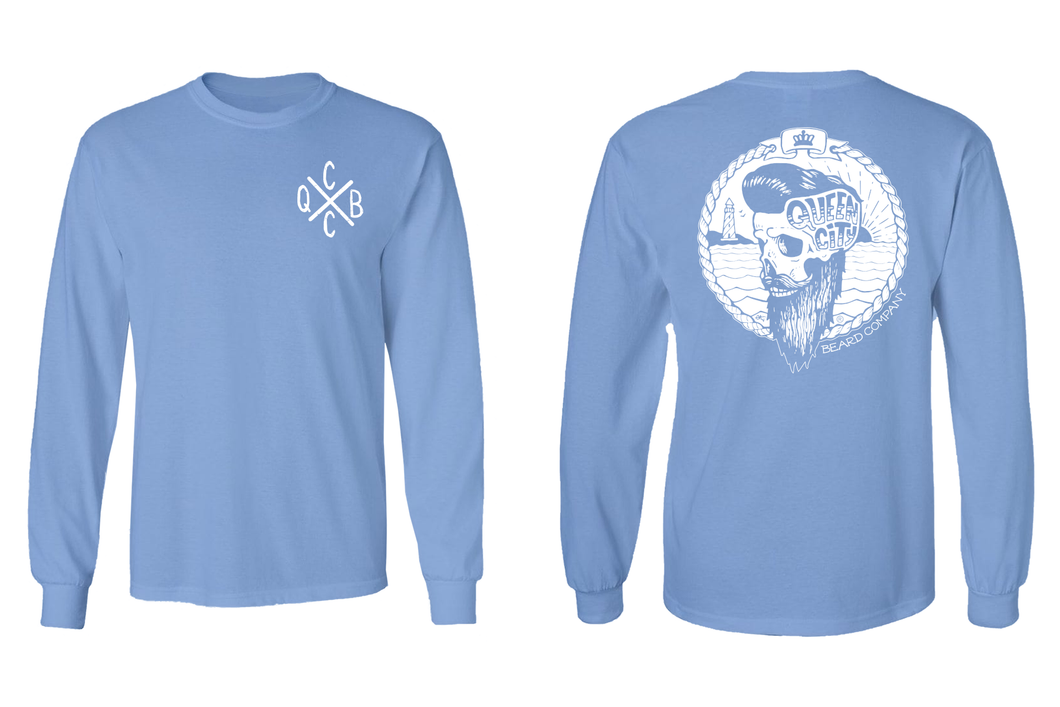 Long Sleeve (CAROLINA BLUE)