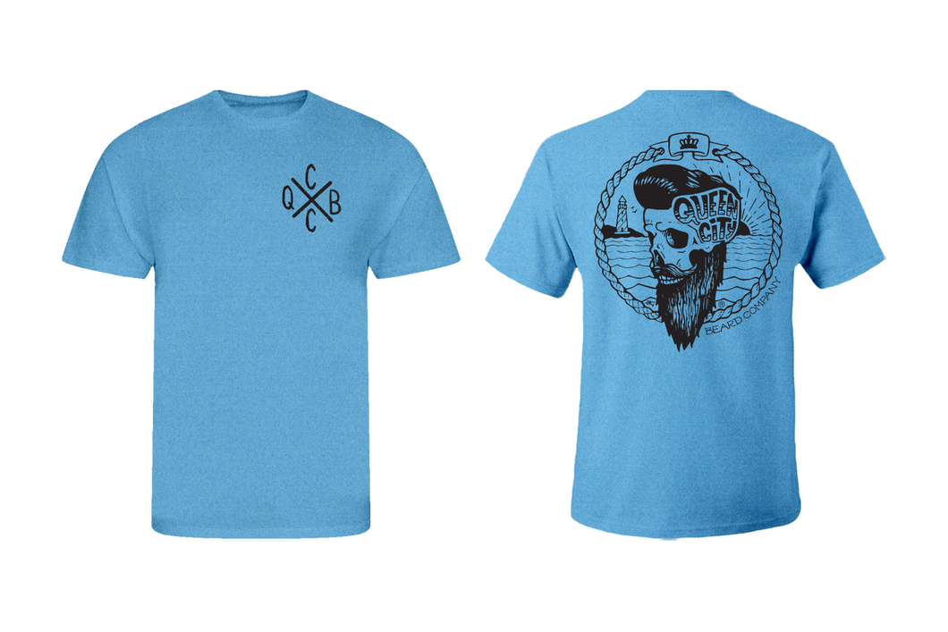 Short Sleeve T-shirt (PANTHER TEAL)