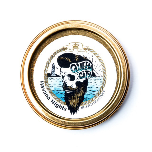 Havana Nights | Handcrafted Beard Balm 2oz
