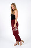 Movement Pants - Maroon