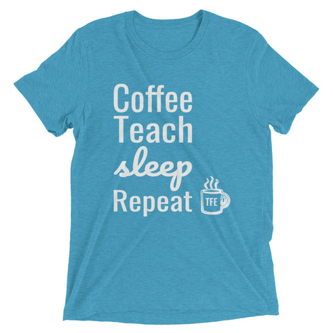 Teach, Repeat T-Shirt