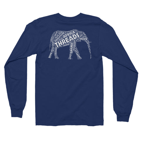 Education Elephant Long Sleeve