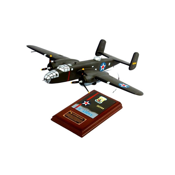 B-25 DOOLI1TLE RAIDER 1/41 SIGNED BY RICHARD COLE