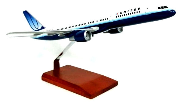 UNITED 757-200 2009 LIVERY 1/100