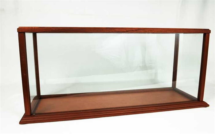 "SMALL DISPLAY CASE 29"" x 9-3/4"" x 12-1/2"""