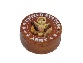 Keepsake Box - Army