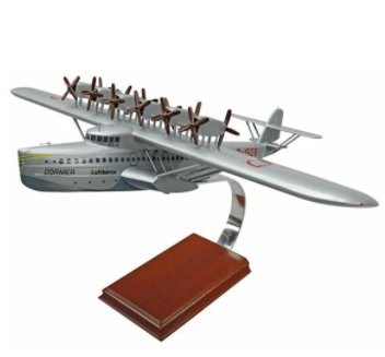 DO-X Seaplane Airliner