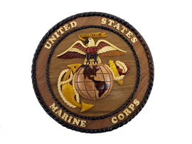 United States Marine Plaque