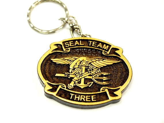 Key Chain- Seal Team 3