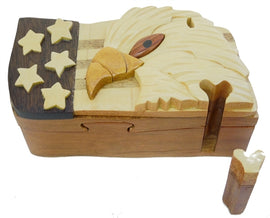 Keepsake Box - USA Eagle
