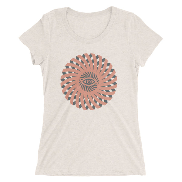 Cellarius Spiral - Ladies' short sleeve t-shirt