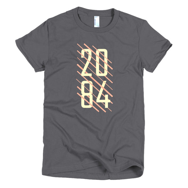 2084 Short sleeve women's t-shirt