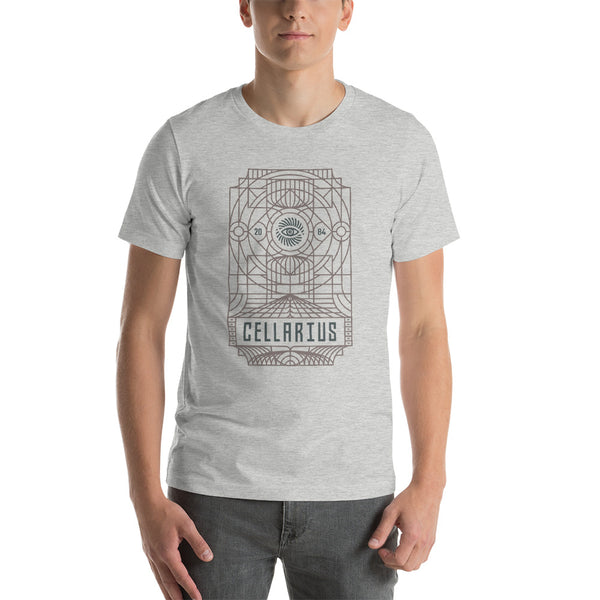 Short-Sleeve Ethereal Unisex T-Shirt