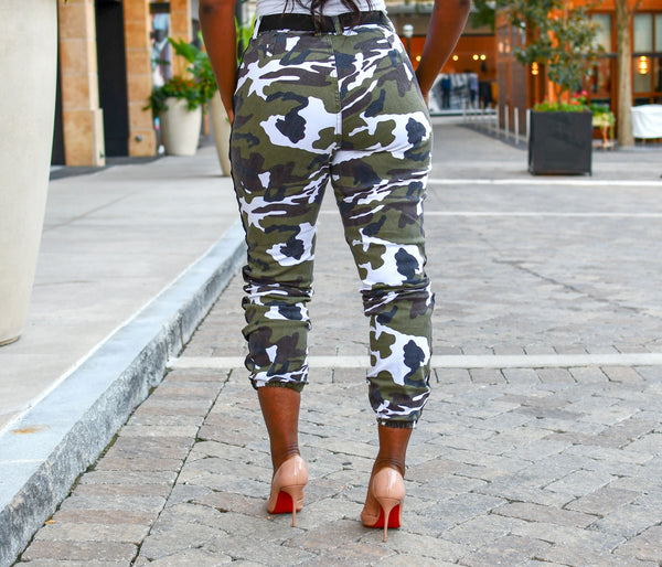 For the Love of Camo Pants